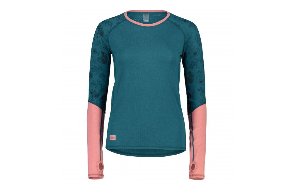 Mons Royale - Womens Bella Tech Longsleeve - L