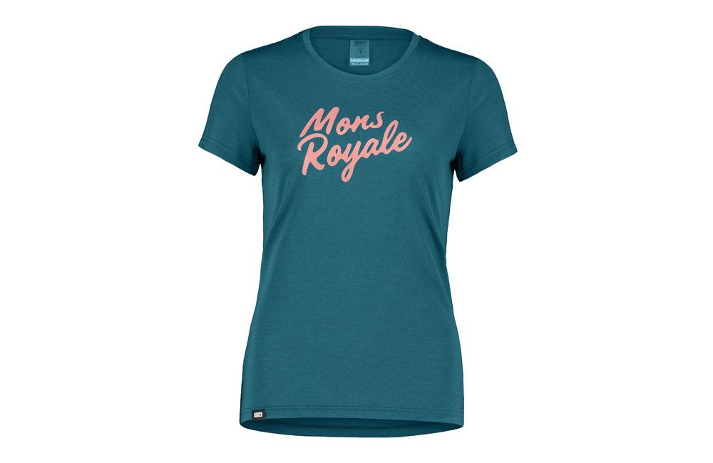 Mons Royale - Womens Icon Tee - S