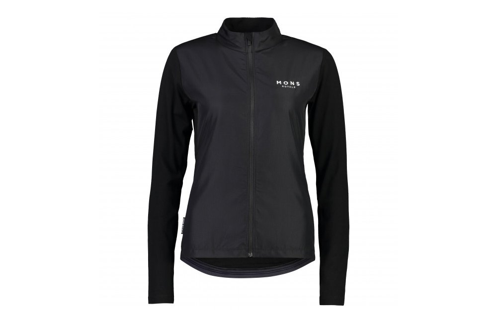 Mons Royale - Womens Redwood Wind Jersey - XL