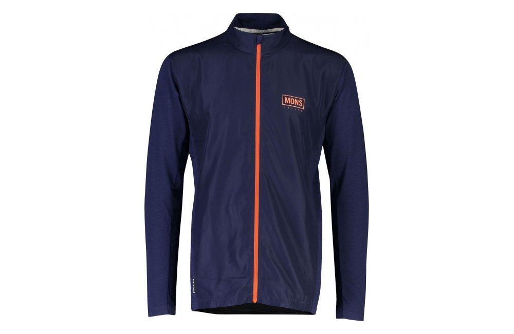 Mons Royale - Redwood Wind Jersey - XXL