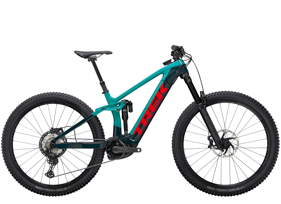 Trek Rail 9.8 XT M Teal/Nautical Navy