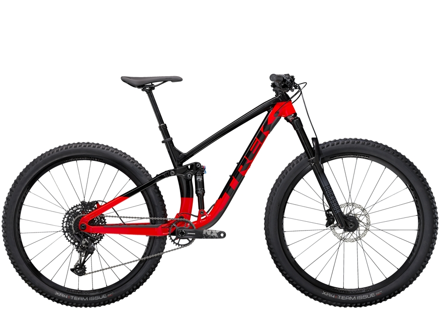 Trek Fuel EX 7 L (29  wheel) Trek Black/Radioactive Red